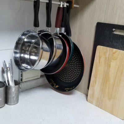 각종 주방기구들 - 마음대로 요리를 할수있습니다.
